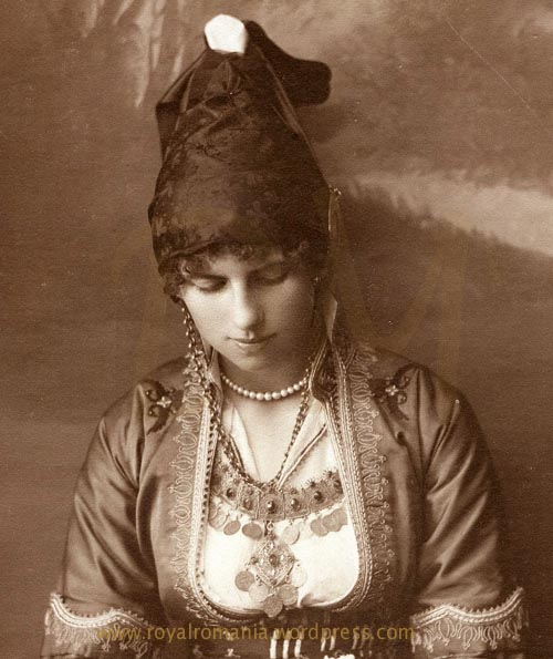 Princess Helen of Greece, later Queen-Mother of Romania (Weekly Picture: Diana Mandache's Weblog Royal History)