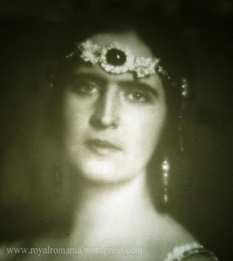 Queen Elisabeta of Greece